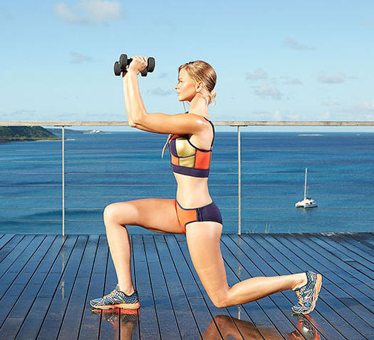 7 Bikini-Body Exercises That Tighten and Tone—Fast!