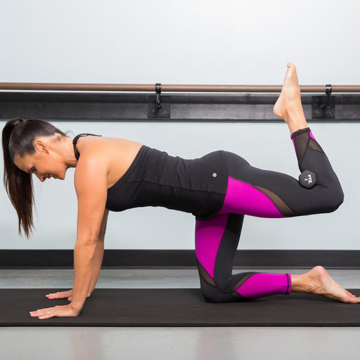Barre Exercises For Your Butt