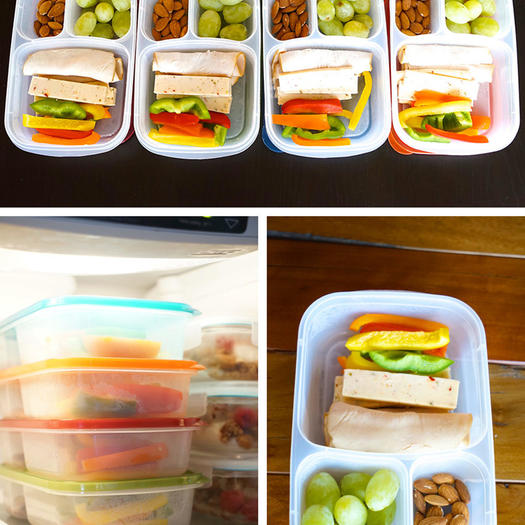 Work lunch ideas recipes you can make in 5 minutes fitness magazine nicole darabi forumfinder Choice Image