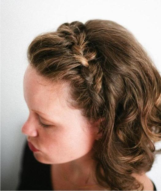 11 Beautiful Braids For Short Hair Fitness Magazine