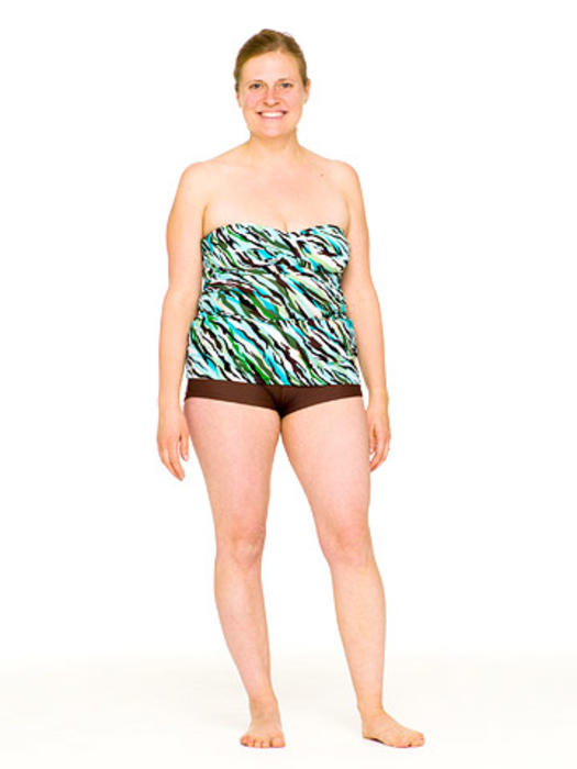 The Best Swimsuits for Hiding a Belly | Fitness Magazine