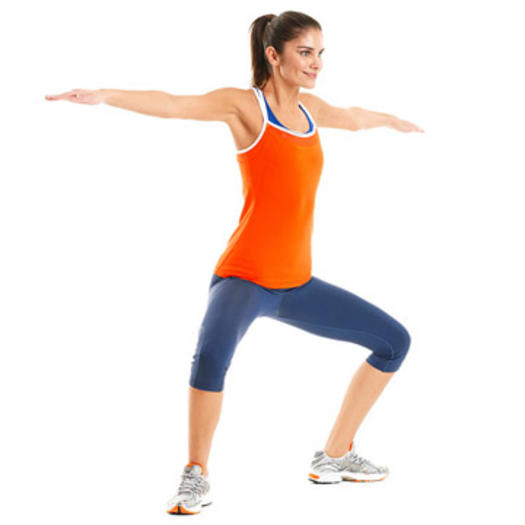 Celebrity fitness classes