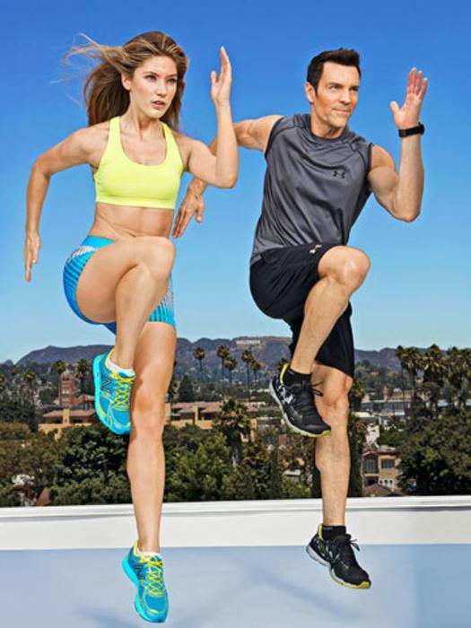 Tony Horton's P90X-Inspired 14-Day Workout | Fitness Magazine