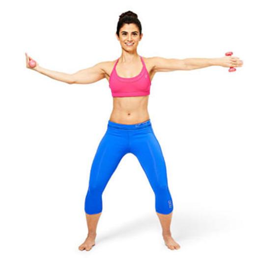 Fitness magazine best celebrity bodies