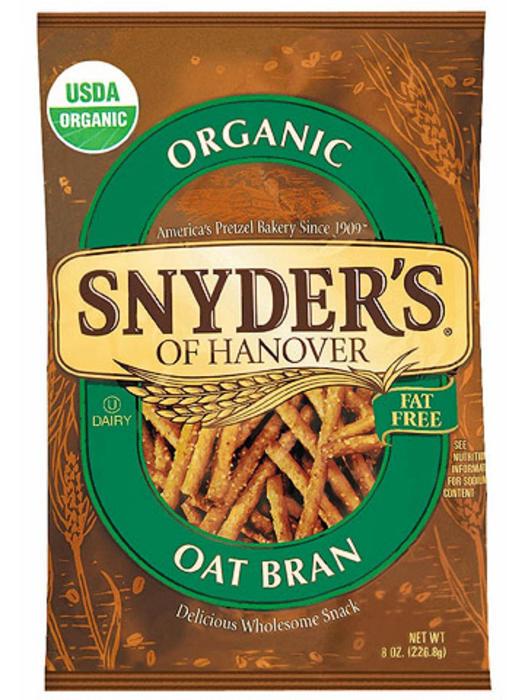 snyder s of hanover sourdough hard pretzels