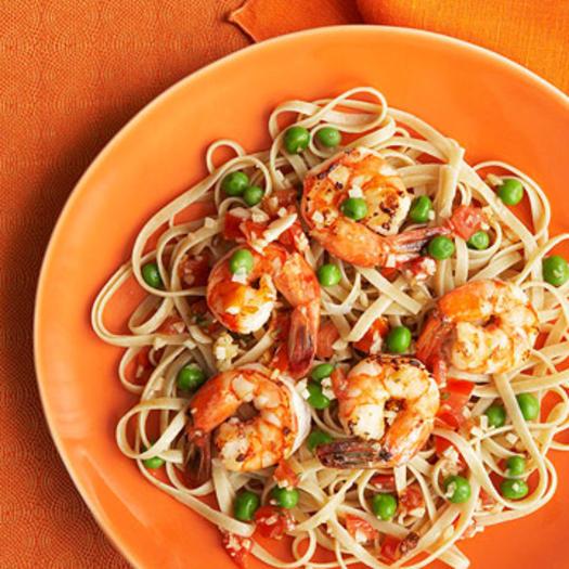 Easy Healthy Pasta Recipes From FITNESS Magazine