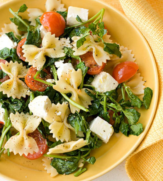 Healthy Dinner Recipes Under 3: Easy, Healthy Pasta Recipes From FITNESS Magazine