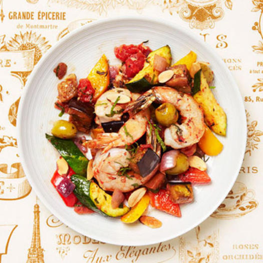 6 light and healthy summer dinner recipes fitness magazine go fresh 6 light summer dinner recipes forumfinder Choice Image