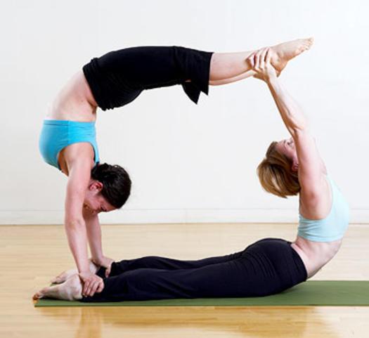 Advanced Yoga Poses