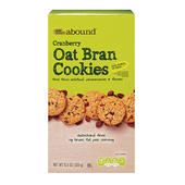Gold Emblem Abound Cranberry Oat Bran Cookies