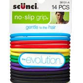 Scunci No-Slip Grip Evolution Elastics