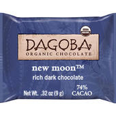 Dagoba New Moon Rich Dark Chocolate