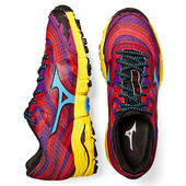Trail running sneakers