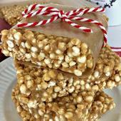 Millet Cereal Bars