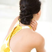 Easy Updo Hairstyles Fitness Magazine
