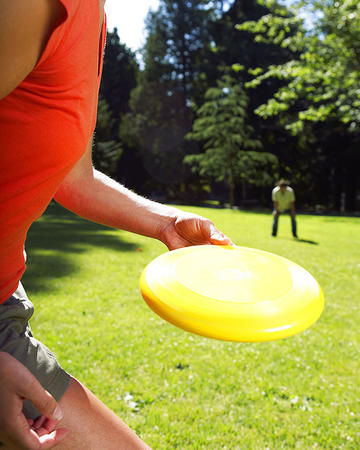 how to get better at ultimate frisbee