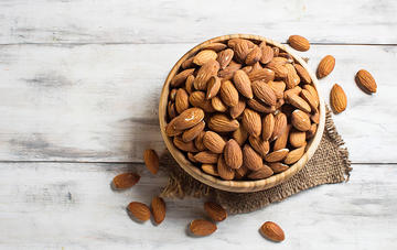 Sexual health benefits of almonds