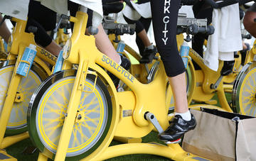7d4d253a4782 The 20-Minute Full-Body SoulCycle Workout You Can Do on Any Bike. SoulCycle  instructor Charlee Atkins shares the perfect indoor ...