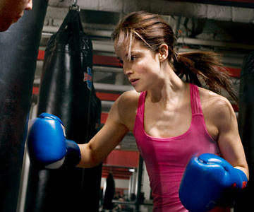 hit like a girl one fitness staffer takes up boxing