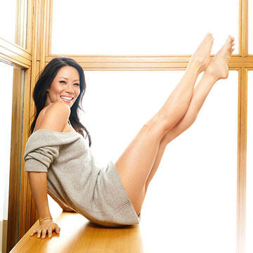 We Love Lucy How Lucy Liu Discovered The Right Workout For Her