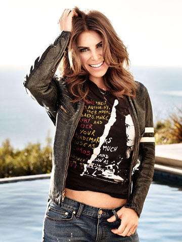 Something is. jillian michaels was fat seems