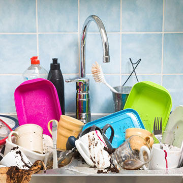 12 Hot Spots for Germs and Bacteria: A Healthy Home Guide | Fitness ...