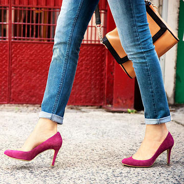 fe6e81eaaec How to Be Comfortable in High Heels | Fitness Magazine