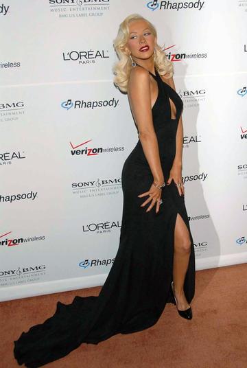 Christina Aguilera's Butt Exercises   Fitness Magazine