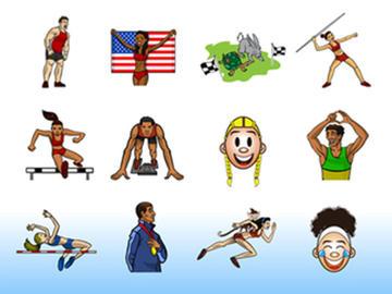 Track Emojis Are Finally Here | Fitness Magazine