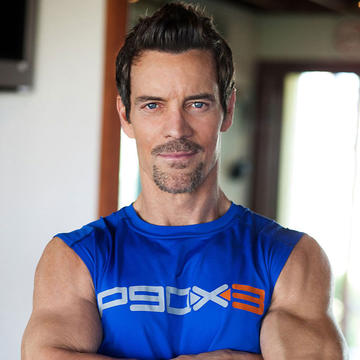 The 62-year old son of father (?) and mother(?) Tony Horton in 2020 photo. Tony Horton earned a  million dollar salary - leaving the net worth at  million in 2020