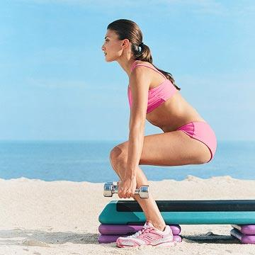 The Abs, Butt, and Thighs Workout: Get a Beach-Ready Body in
