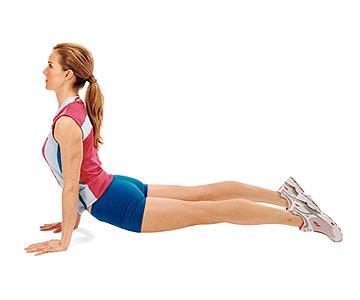 Exercise Move: Dive-Bomber Push-Up   Fitness Magazine
