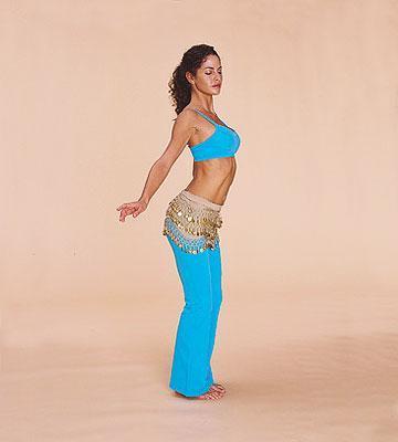 Big belly bbw dance