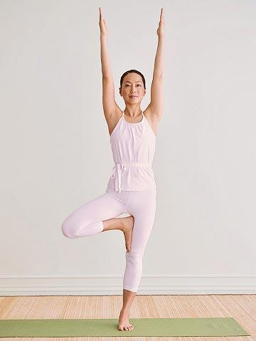 complete yoga workout a guide to basic yoga stretches and