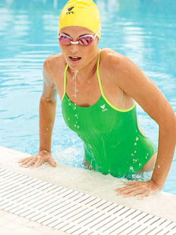Insiders Guide To Swimming Pool Exercises Fitness Magazine
