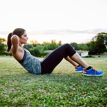 Causes of Neck Pain During Crunches and Ab Exercises
