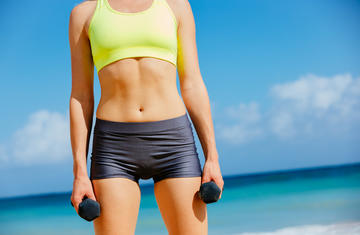 How to get firm abs