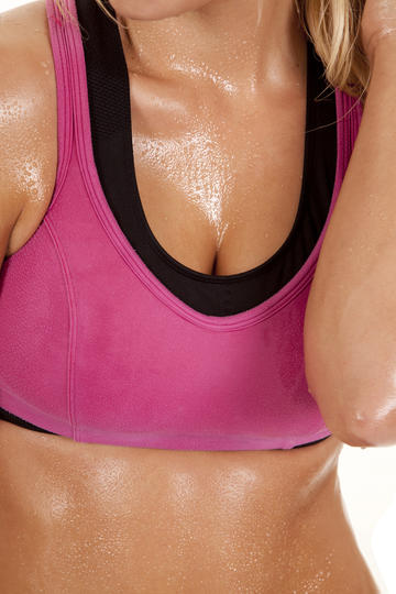 lose weight maintain breast size