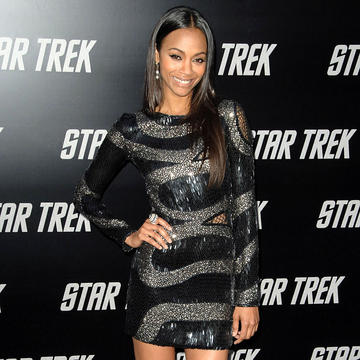 Zoe Saldana Confesses What She Actually Did To Get In Shape For Star