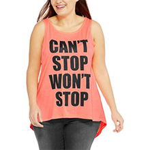 Plus-Size Tops