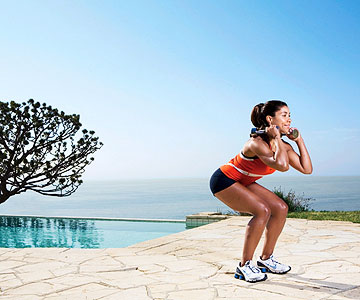 21 Days to Tone and Sculpt Your Body | Fitness Magazine